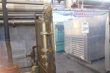 9.5 HP Ajax, Steam Boiler #7299
