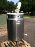 100 gallon A&B Process, Jackete