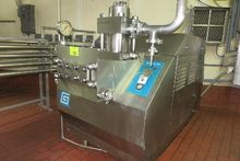 APV Gaulin, Homogenizer model 1