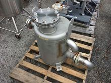 12 gallon Industrial Alloy Fabr