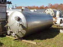 2,000 gallon Mueller, Jacketed