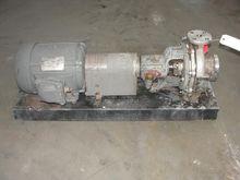 Durco, 5 HP Centrifugal Pump #7