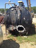 4,500 gallon Storage Mix Tank #