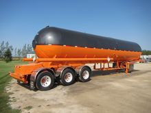 1999 All Trailer Tridem Tanker