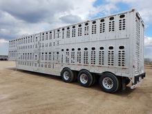 2007 Wilson 53′ Tridem Cattle P