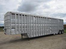 1988 Wilson 48′ Tandem Freight/