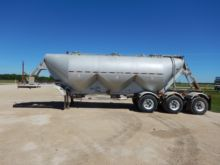 Used Pneumatic Dry Bulkers for sale  Fruehauf equipment