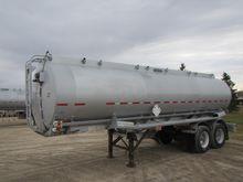 1996 Advance Tandem Alum Tanker