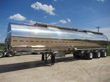 1997 Advance Tridem Alum Tanker