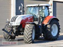 2012 Steyr 6230 CVT