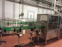 PET Dairy Filling line