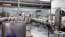 Complete Procomac PET bottling