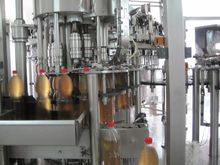 PET Bottling line for CSD and C