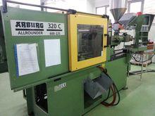 Arburg Allrounder 320C 600-225