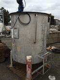 Used 1850Lt S/S tank