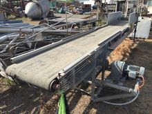 Used Flat Belt Conve