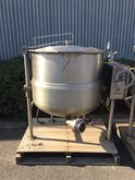 Stainless Kettle CROWN FOOD EQU