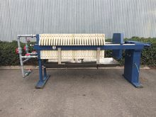 Used Filter Press -