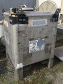 Used St/Steel IBC 15