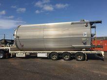 Used Mild Steel Tank