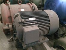 Squirrel Cage Motor POPE D280S