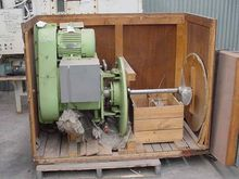 Used Agitator 3 Blad