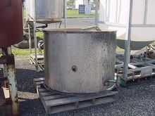 Tanks and Silos Stainless Steel