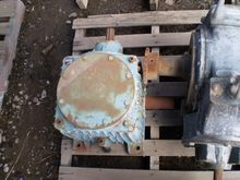 Bevel Helical Gearbox FESCA BD8