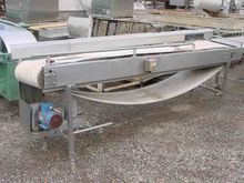 Used SS Conveyor sta