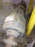 Geared Motor SEW 7.5kw 57 rpm