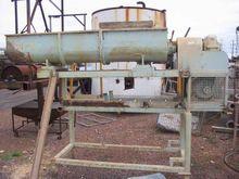 Pug Mill Twin Shaft