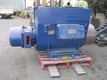 Slip Ring Motor GEC CW 355-815