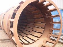 Rotary Dryer 12m x 2.26m Dia