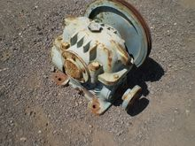 Worm Underdriven Gearbox MAXIMU