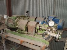 Used Lobe Pumps EBSR