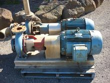 Centrifugal Pumps AJAX 125X100X