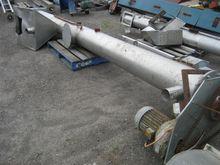 Used S/steel 5.1m x
