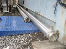 Used S/S monotube 7m