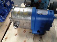 Used SS Lobe Pump WA