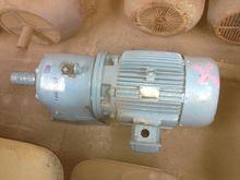 Geared motor 18.5kw @ 153rpm