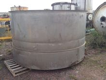 Used S/S tank 11,500