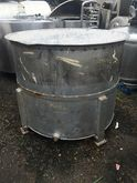 Used SS Pot 1500 in