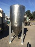 Used SS Cone Tank 19