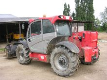 2012 Manitou MLT 840 137 PS