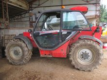2009 Manitou MLT 735 120 LSU PS