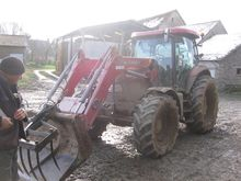 2010 Case IH maxxum 125 evoluti