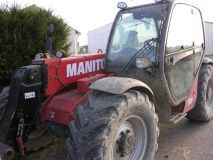 2013 Manitou MLT 735 120 LSU PS