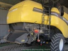 2003 New Holland CX860