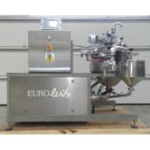 vacuum processing plant type A-