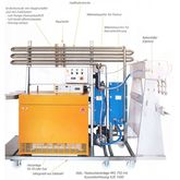 Pasteurizing Machine EL-1500 Va